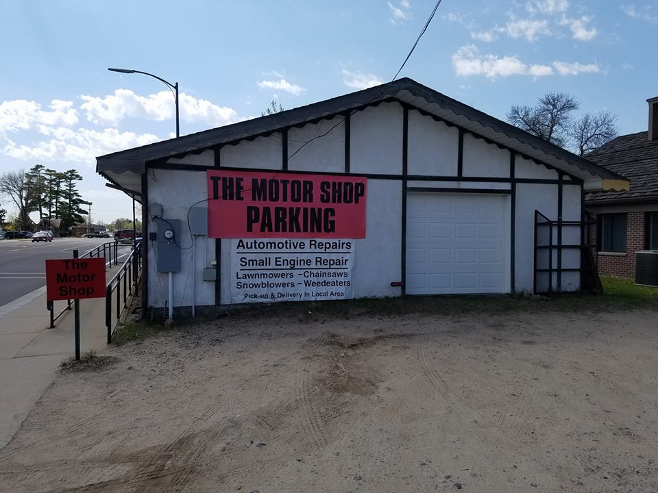 This is the current location of The Motor Shop. It is currently the third major location of The Motor Shop since its beginnings.